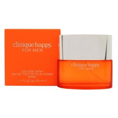 Clinique Happy For Men Cologne Eau De Toilette Spray 50 ml