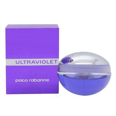 Paco Rabanne Ultraviolet Woman Eau De Parfum Spray 80 ml