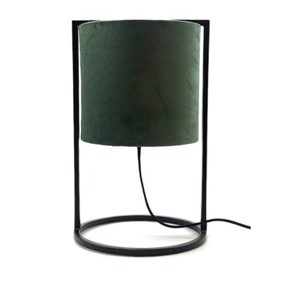 Lampenvoet + Groene Lampenkamp