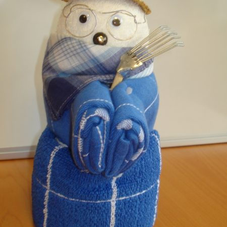 Towel dolls tuinman towel doll  tuinman  keuken