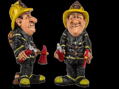Funny figures - brandweerman funny  figures  brandweerman