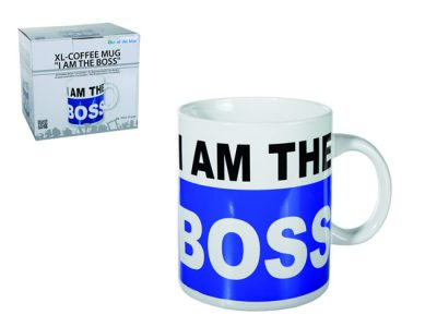 Mok voor de Big Boss mok  boss  big