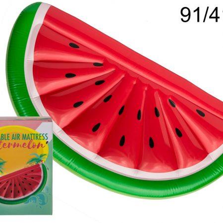 Luchtbed Watermeloen luchtbed  luchtmatras  watermeloen  meloen