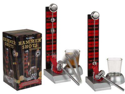 Drankspel Hammer Shots